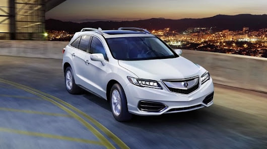 Hall Acura Newport News | Time's Running Out on the 2018 Acura RDX