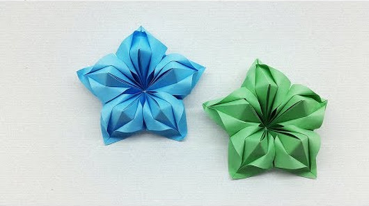 Innovative Easy Paper Flower Making Tutorial