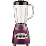 Brentwood 12-speed Blender With Plastic Jar (purple) (pack of 1 Ea)