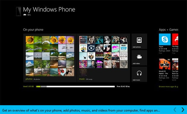 Microsft adds Windows Phone app to Windows Store ahead of WP 8 event