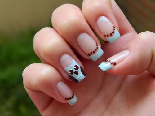 Cute Nail Designs | Dizzy Miss Lizzi