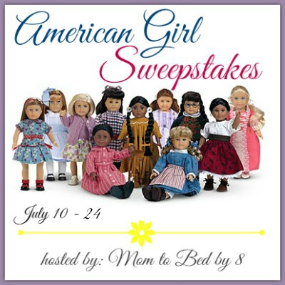 Win an American Girl doll! #Giveaway