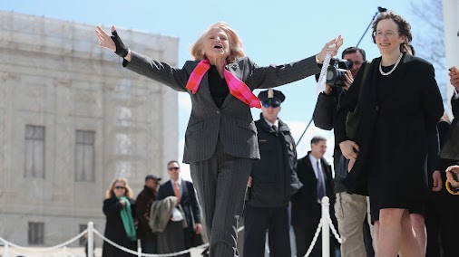 Rest in Peace, 🎀 Edith Windsor 🌹