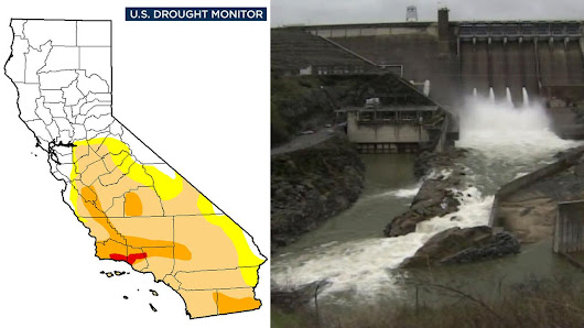 Drought restrictions to remain in place despite California's intense rain  |