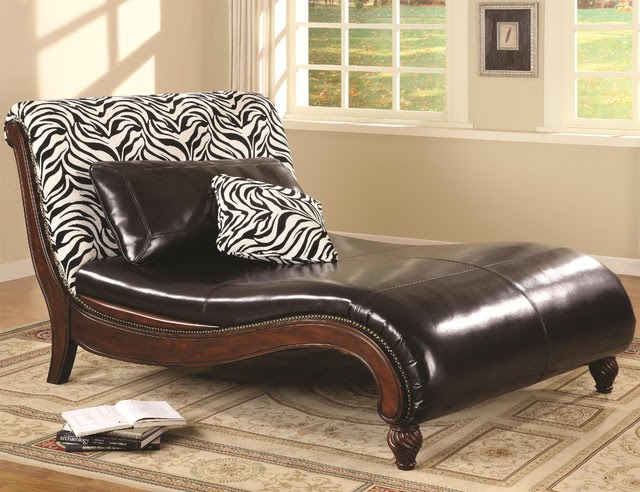 Modern Chaise Lounge Chairs Home Interior Design