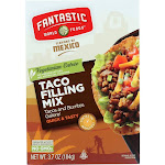 Fantastic World Foods Taco Filling, 3.7 Oz (Pack of 6)