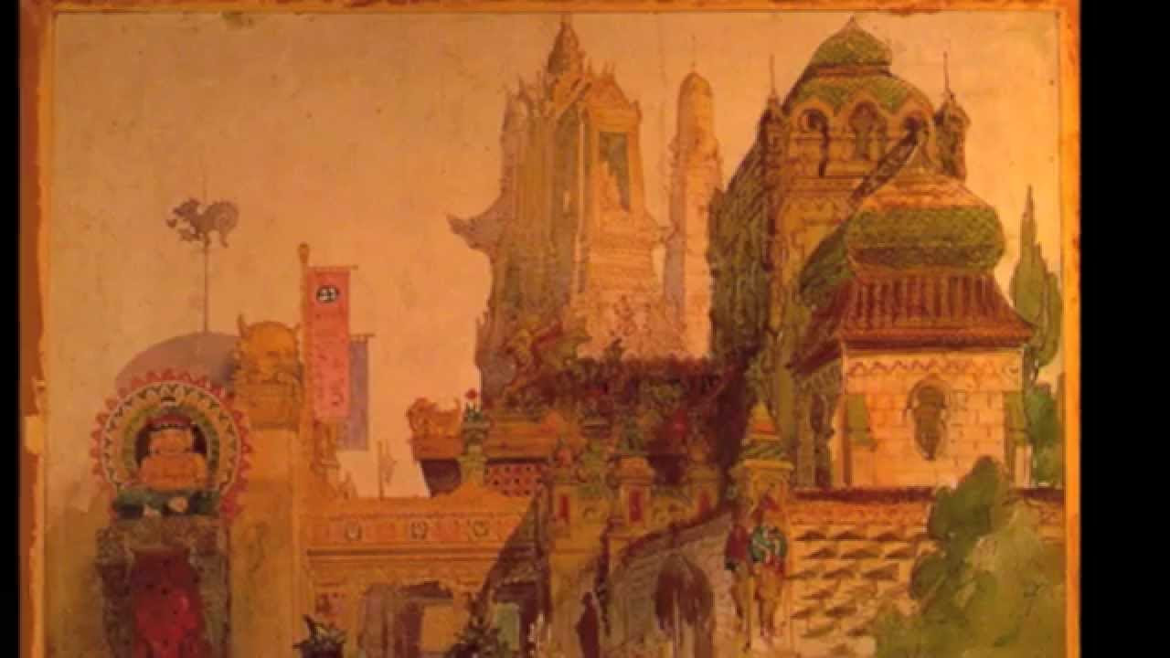 Mussorgsky - Pictures at an Exhibition - YouTube