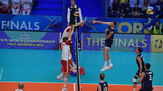 Volley, Mondiale, semifinale: Brasile-Serbia 3-0. Polonia-Usa 3-2