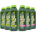 Maintenance Greens by Juice From the RAW - Popular Juice Cleanse / 100%RAW & Cold-Pressed Juices / Non-GMO / No Sugar Added (30 Total 16 oz. Bottles)