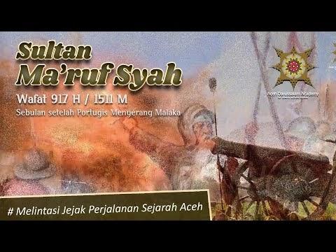 Sultan Ma'ruf Syah (Wafat 917 H / 1511 M)