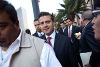 Enrique Peña Nieto, aspirante a la Presidencia. Foto: Octavio Gómez
