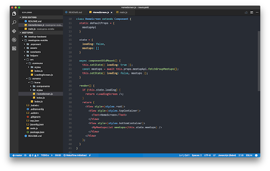 Why I moved away from Atom to Visual Studio Code and my Setup