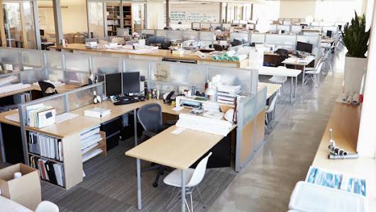 Is Your Office Layout Causing Gender Bias?