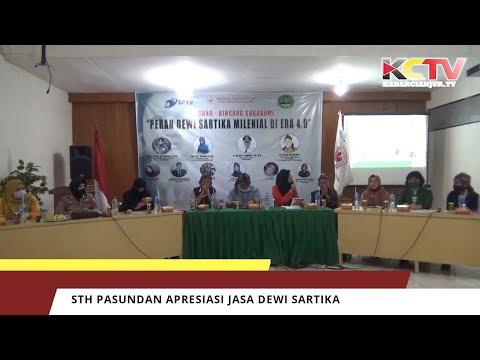 STH Pasundan Apresiasi Jasa Dewi Sartika