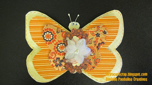 Butterfly - BYOP - Wee memories