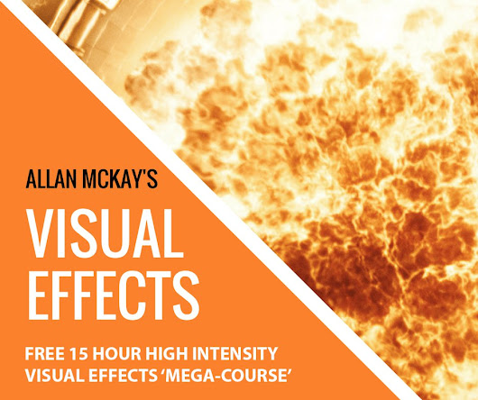 Check this out! FREE 10 Video Visual Effects Mega-Training Series!