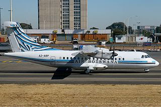 Air Botswana ATR42