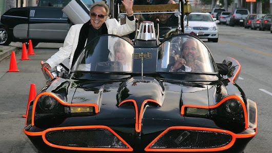 George Barris, Designer Of The Original Batmobile, Reportedly Passes Away