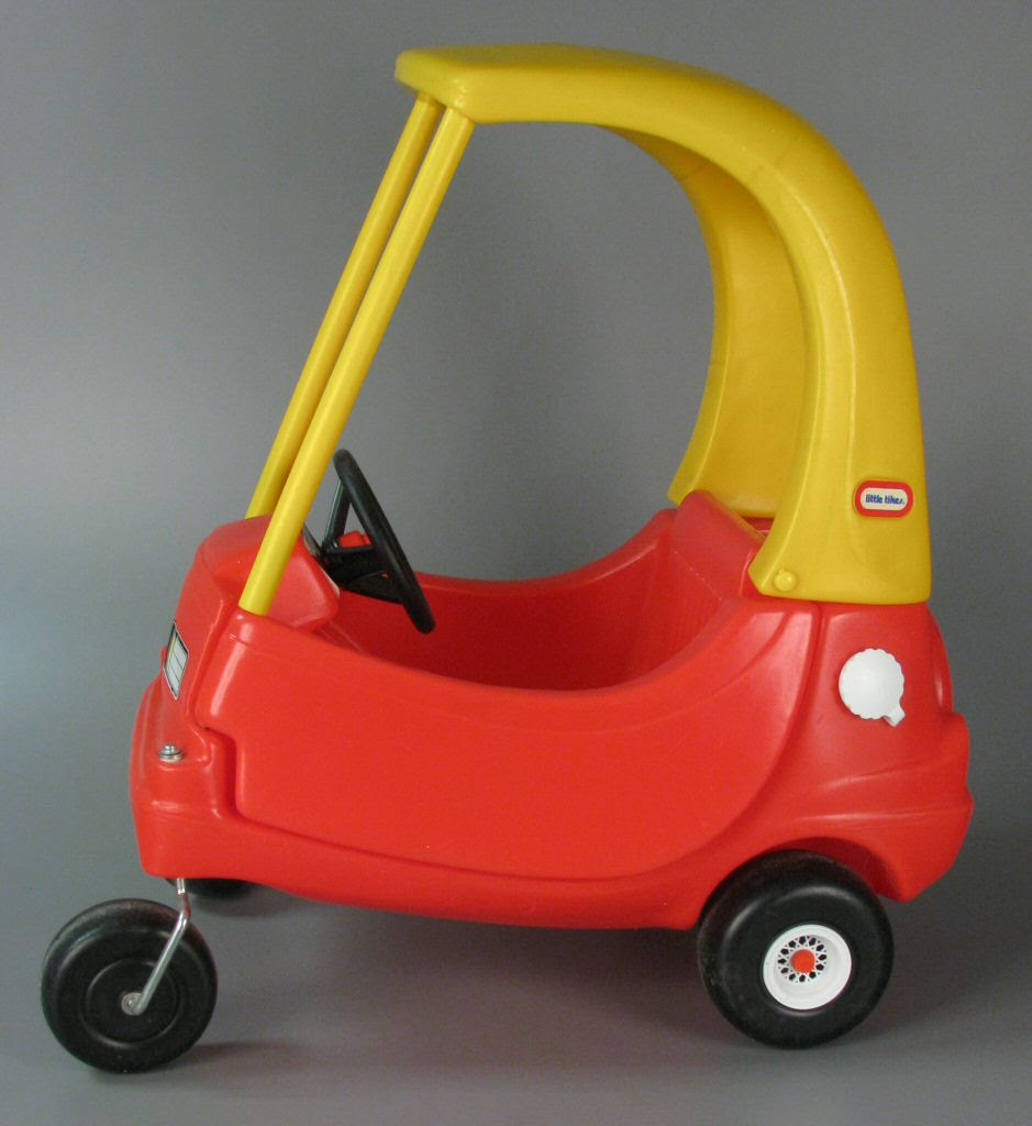 Awesome Lil Tykes Car In Small Size