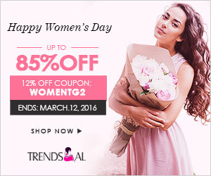 Women's Day Coupon