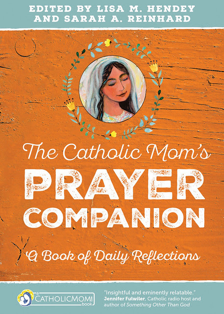 And the Catholic Mom's #PrayerCompanion Giveaway Winner Is…