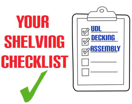 Industrial Shelving Checklist: 5 Points To Consider Before You Buy - Workplace Stuff