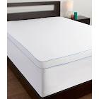 Comfort Revolution Mattress Topper Cover - White (Full)