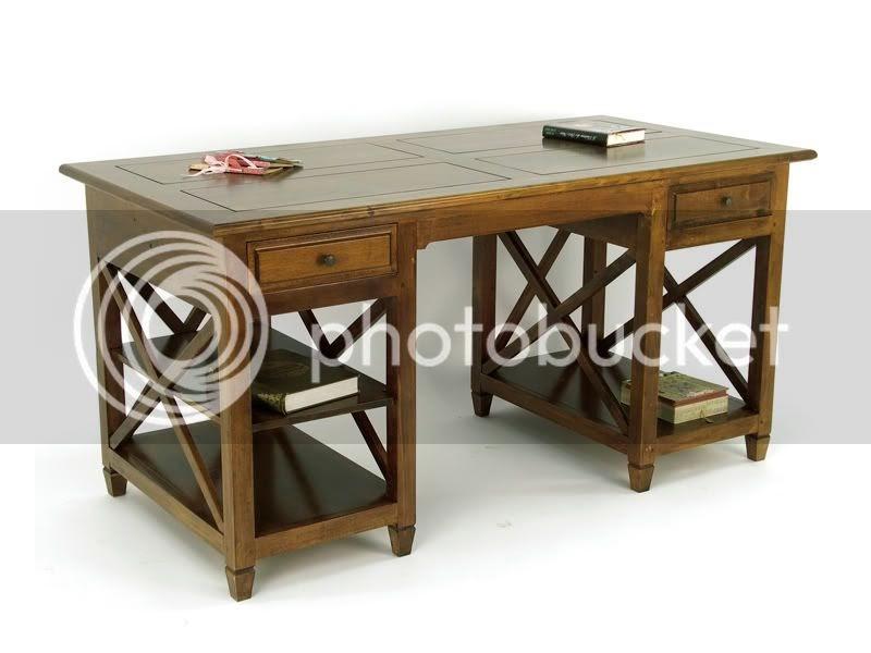 Muebles de madera oriental estilo escritorio s lidos for Muebles de estilo oriental