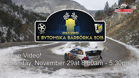 Video Live! 2 Bytomska Barbórka 2015 - Sport-Timing.pl