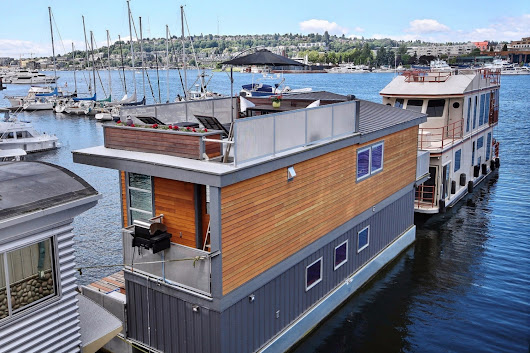 House of the Week: A Floating Home in Seattle - Zillow Porchlight
