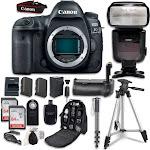 Canon Eos 5D Mark IV Digital SLR Camera Bundle