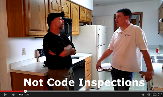 Interview with Jerry Ferguson on Home Inspections and Code Requirements