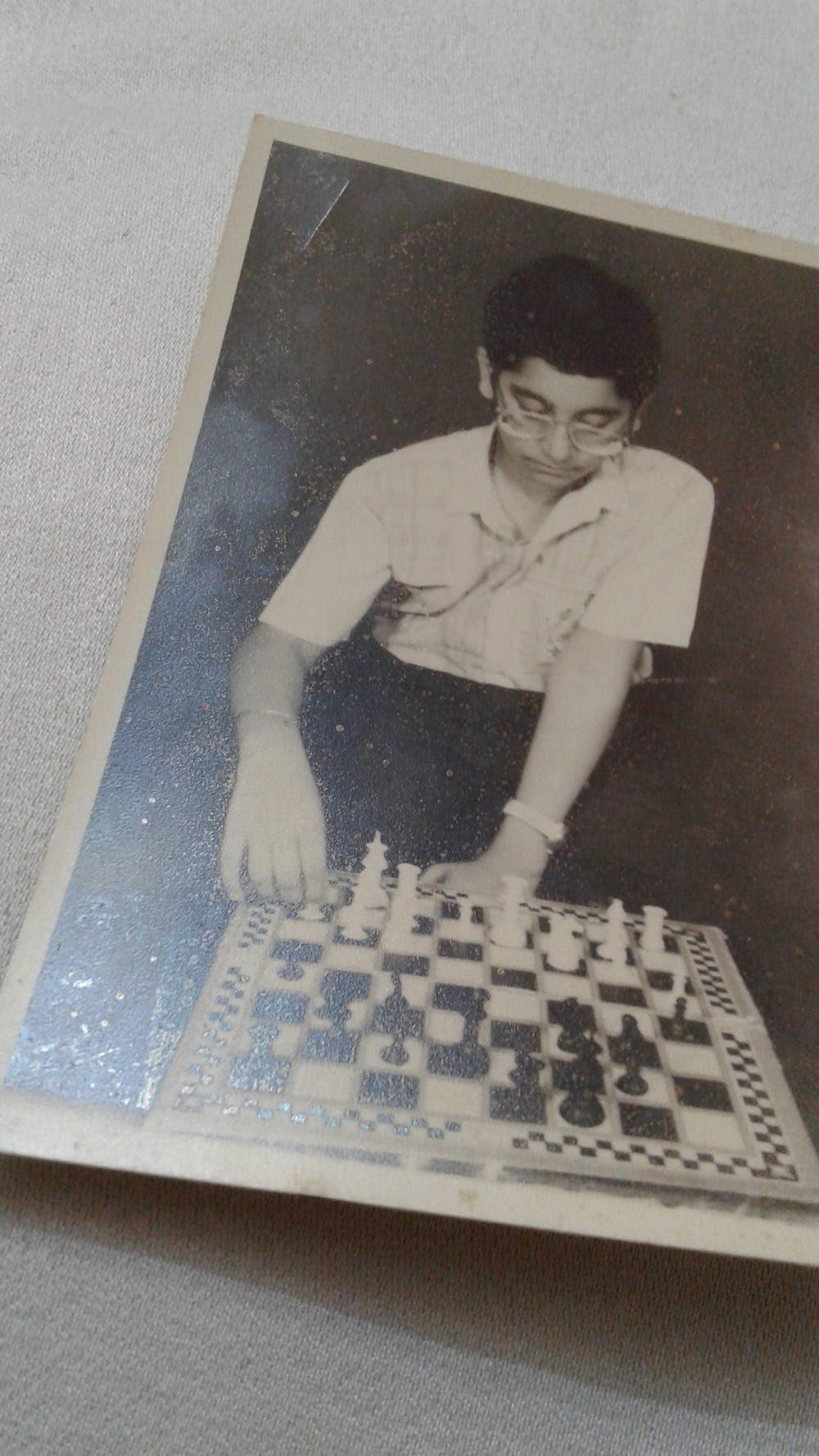 Poojan Kumar kid chess