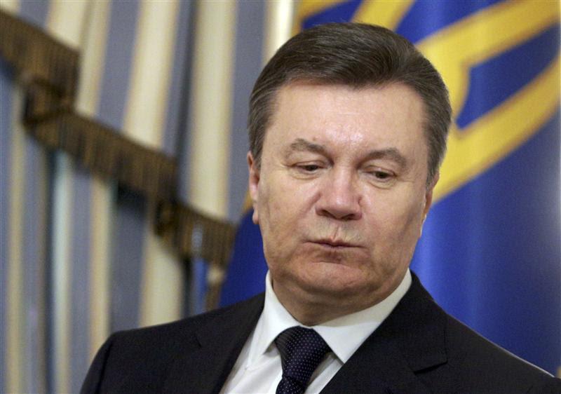 Ukraina, ngân khố, Yanukovich