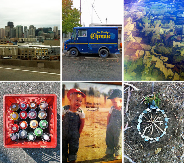 Things Seen & Places Been.