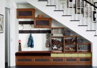 Innovative Under Stairs Design Ideas To Best Utilize Your Space
