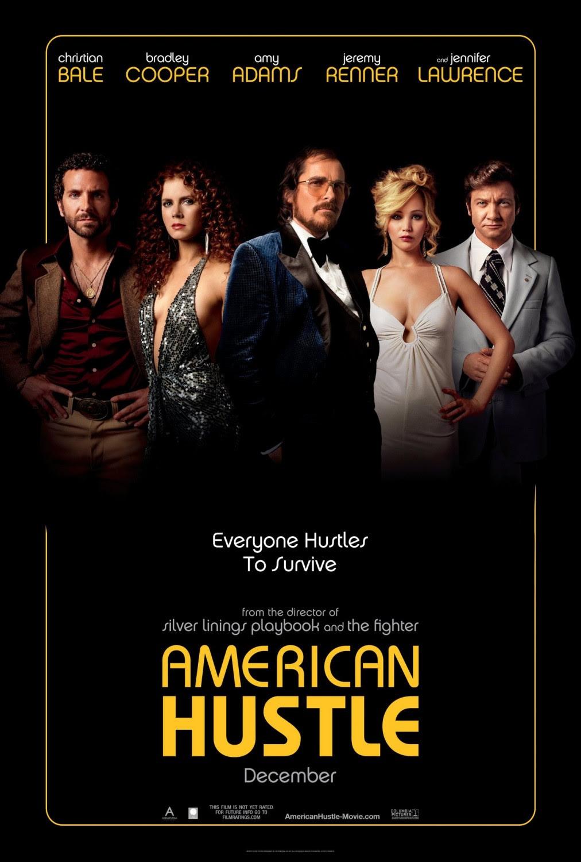 Resultado de imagen para american hustle poster