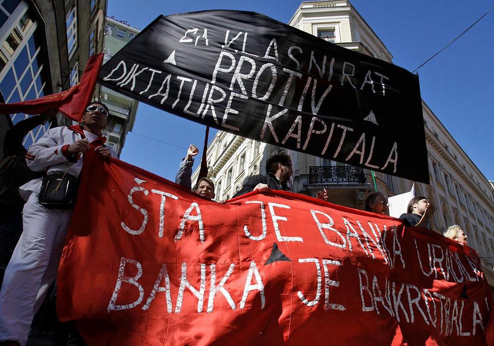 Occupy Sarajevo, Bosnia