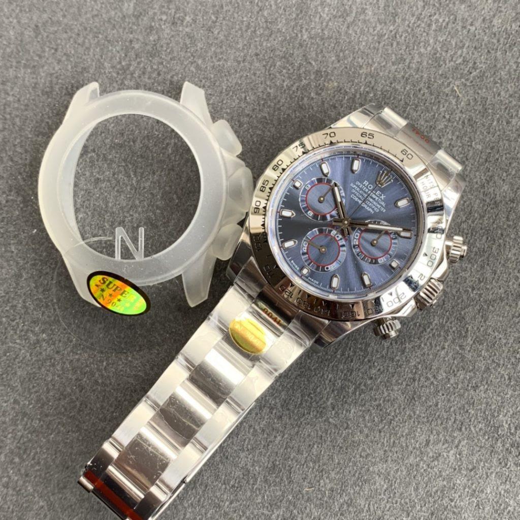 Noob Factory Rolex Daytona Blue