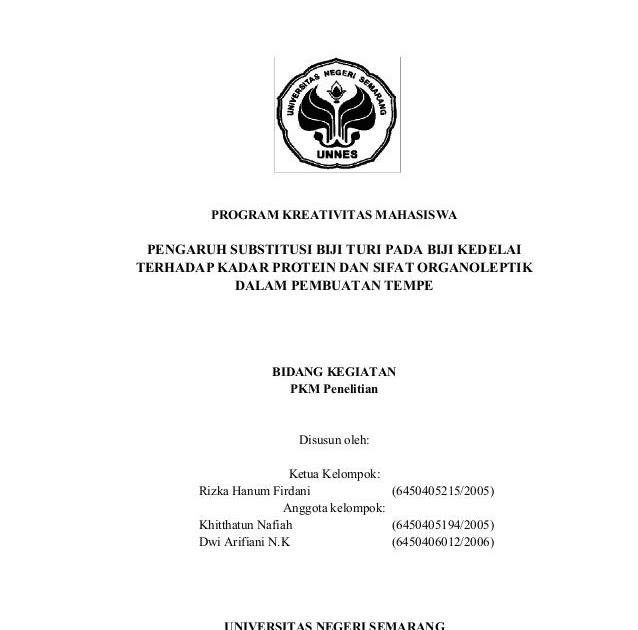 Contoh Judul Proposal Penelitian Kuantitatif Eksperimen