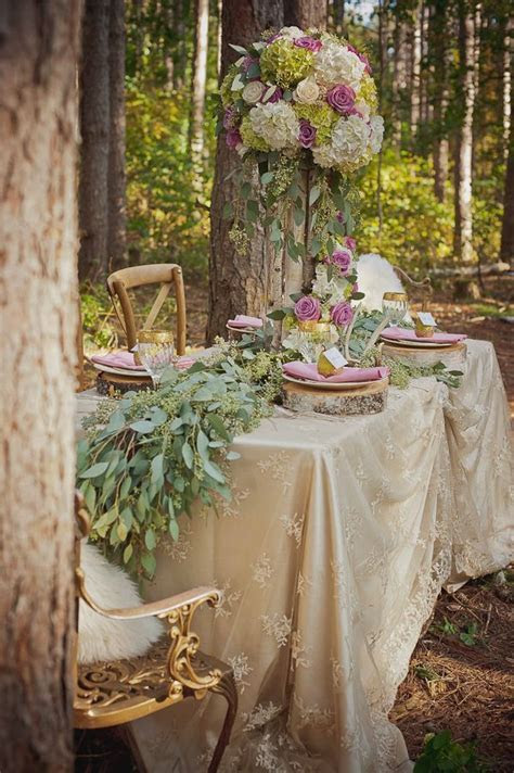 Inspired by Forest Fairytale Weddings   Wedding