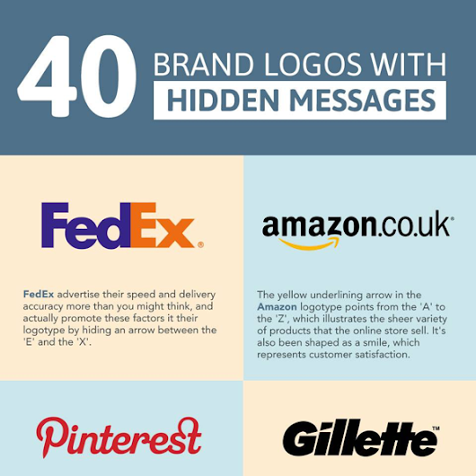 40 Examples of Good Branding [Infographic]