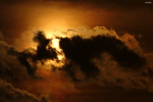 Sol desde mi ventana by Alejandro Bonilla