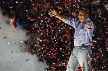 """Novo Presidente quer um país """"mais justo"""" para todos"""