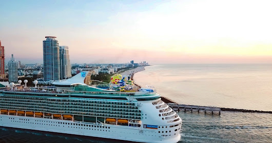 Mariner of the Seas arrives in PortMiami following $120 million makeover | Royal Caribbean Blog