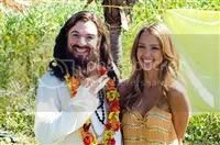 Love Guru - Mike Myers and Jessica Alba