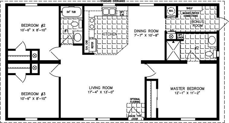 Best  Of 3 Bedroom House  Plans  In 1000  Sq  Ft  New Home