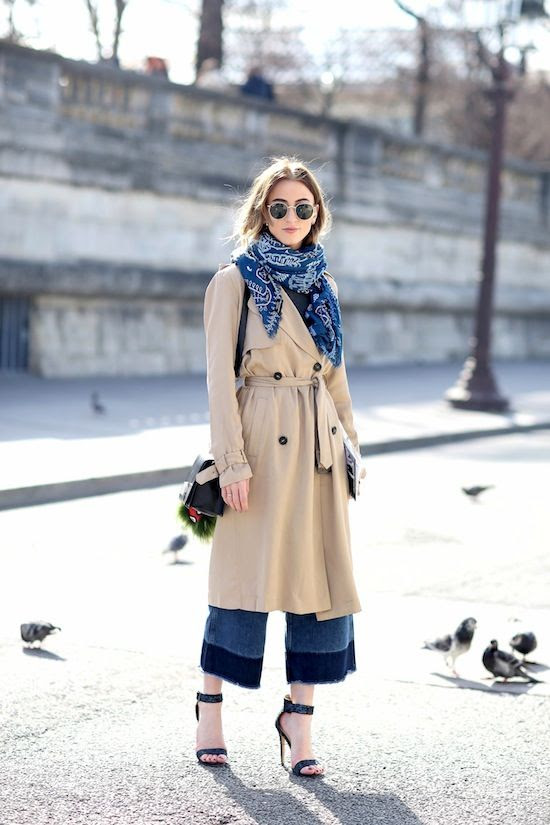 Le Fashion Blog Paris Street Style Blue Bandana Scarf Trench Coat Fendi Fur Key Sandals Color Block Jeans Noor Queen Of Jet Lags photo Le-Fashion-Blog-Paris-Street-Style-Blue-Bandana-Scarf-Trench-Coat-Fendi-Fur-Key-Sandals-Color-Block-Jeans-Noor-Queen-Of-Jet-Lags.jpg