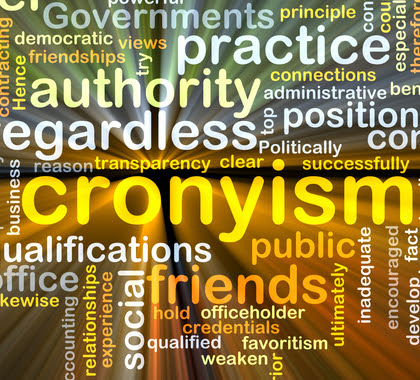 Cronyism: A cancer to business growth