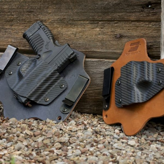 Hybrid Holsters for Concealed Carry - Justholsterit.com